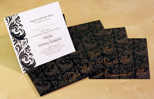 invitation designs for wedding
